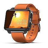 DM99 Smart Watch Phone 1 GB + 16 GB 2,2 pollici per Android 5.1 GPS WiFi Kaemma(Color:Orange)