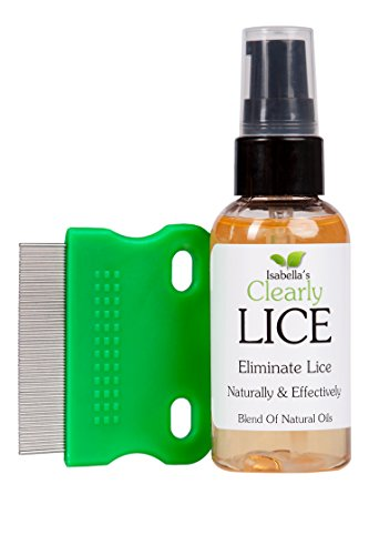 Clearly LICE, Poderoso Tratamiento Aceites Naturales