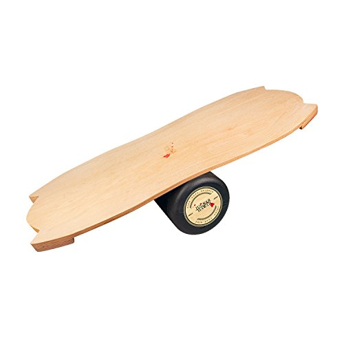 JUCKER HAWAII Balance Board Homerider Hula - Balance Trainer Set inkl. Rolle