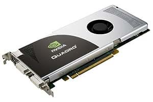 PNY NVIDIA Quadro FX 3700 Carte graphique Quadro FX 3700 PCI Express 2.0 x16 512 Mo GDDR3 DVI