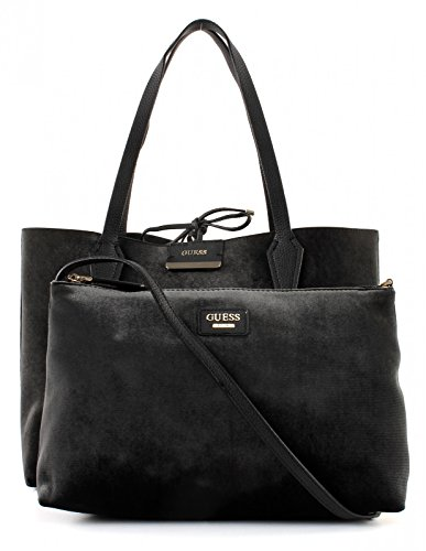 GUESS BOBBI INSIDE OUT TOTE HWVL6422150 Nero