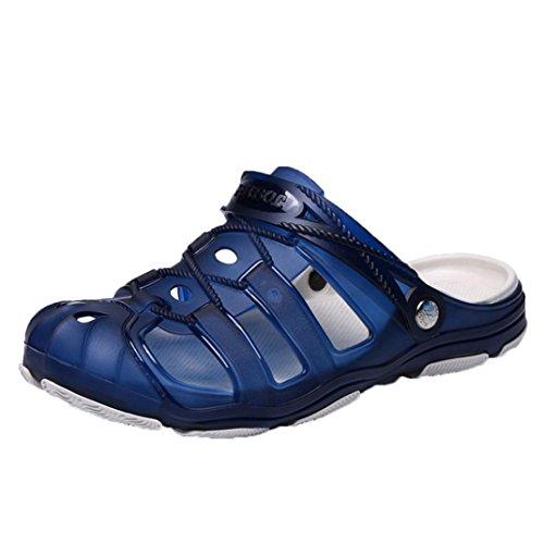 Uomogo spiaggia pantofole sandali traspirante antiscivolo scarpe da doccia estive ciabatte infradito donna uomo