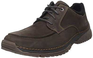 Timberland 77573 CITY ENDUR MTO BURN BROW, Herren Halbschuhe, Braun (Burnished Brown Nubuck), EU 40, (US 7)