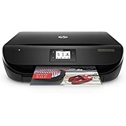 HP DeskJet 4535 All-in-One Wireless Color Ink Printer (Black)