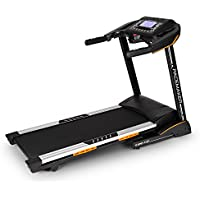 Preisvergleich für CAPITAL SPORTS Pacemaker X20 oder X30 Laufband • Heimtrainer mit oder ohne Brustgurt • 1,75 / 3 PS • max. 16 oder 22 km/h • LCD-Display • klappbar • silber oder schwarz