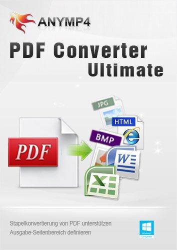 Windows 7 Ultimate Download (AnyMP4 PDF Converter Ultimate - PDF in Text/Word/Excel/PowerPoint/EPUB/HTML und Bilder auf Windows 10/8/7/Vista/XP umwandeln [Download])