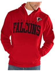 "Atlanta Falcons NFL Men's G-III ""Playing"" Pullover Hooded Fleece Sweatshirt Chemise"