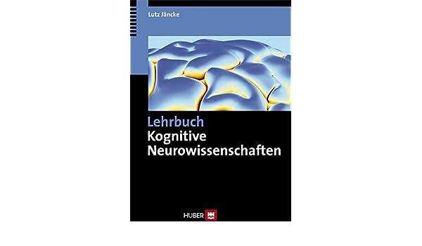 lehrbuch kognitive neurowissenschaften