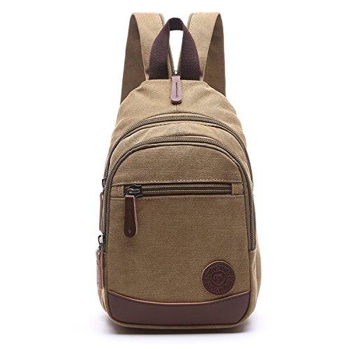 Verarbeitetes Leder Rucksack (Outreo Damen Rucksack Backpack Schultaschen Mädchen Vintage Rucksäcke Klein Freitag Tasche Designer Daypack für Schöne Sport Bag)