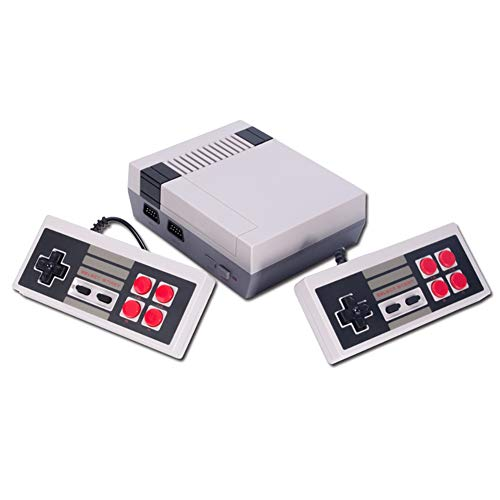 Generic AV-Ausgang Retro Classic Handheld Game Player TV Video Spielkonsole Kinderspielkonsole, 600 Spiele Mini Konsole
