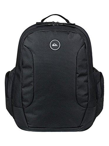 Quiksilver Herren SCHOOLIEII Backpack, Schwarz (Black), 44 Centimeters