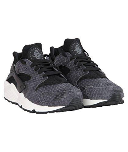 Nike Damen Air Huarache Premium black/black-sail-dark grey