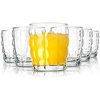 Tivoli Melbourne vasos de agua/380 ml/conjunto de 6/gafas de alta calidad/Lavavajillas/vasos de cristal
