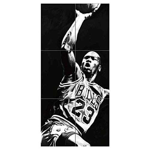 MICHAEL JORDAN BASKETBALL LEGEND STAR SPORT GIANT ART PRINT NEW POSTER ST1220
