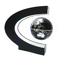 • Dettagli: ▶ FLUTTUANTE GLOBO - Un gadget stupefacente, il globo magnetico galleggianti possono galleggiare e ruotare a mezz'aria; e una volta che si ottiene il gadget levitante, dare un po' di spin poi girerà senza intoppi. ▶ NEL BUIO DELLA...