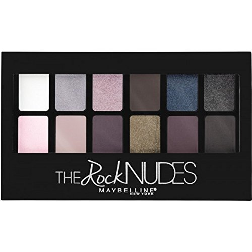 Maybelline New York The Rock Nudes - Fards à Paupières