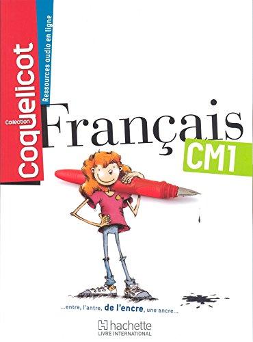 Français CM1 Coll. Coquelicot Elève