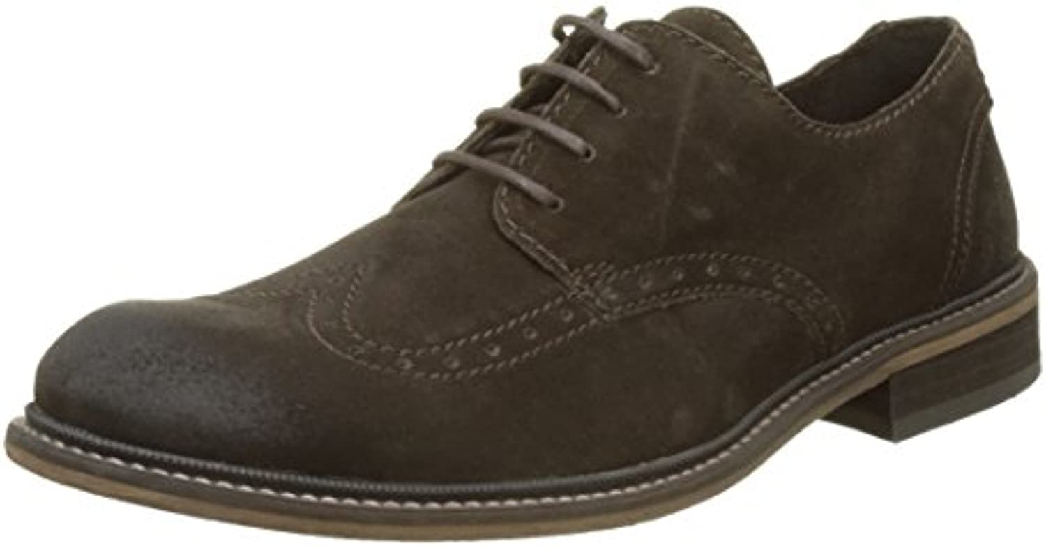 FLY London Herren Hugh933fly Brogue Schnürhalbschuhe