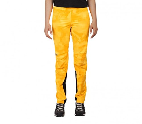 adidas Damen Outdoor Hose W TX Mountainflash Pants, gelb, 36, AI2425 Preisvergleich