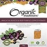 Organic Traditions Maca X-6 Powder 150g x 1