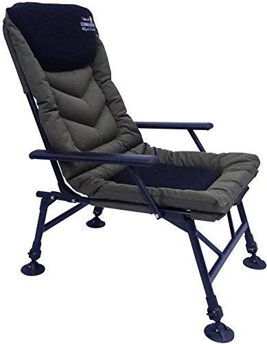 Prologic Commander Relax Chair Angelstuhl Karpfenstuhl mit Armlehnen