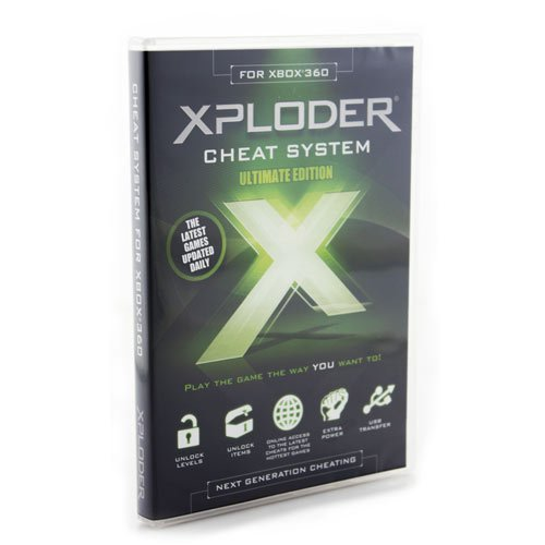 NEW & SEALED! Xploder Cheats System Ultimate Edition Microsoft Xbox 360 UK