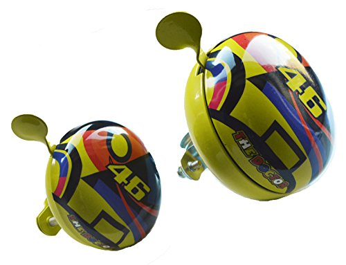 Kiddimoto BELL46S Bell Valentino Rossi, Taille S