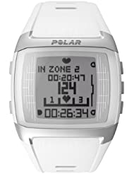 POLAR Sportuhr FT60 White, 0725882012629