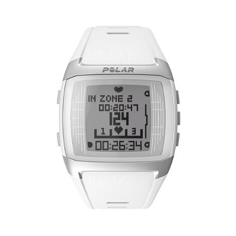 POLAR Sportuhr FT60 White, 0725882012629
