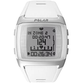 Polar FT60 Cardiofrequenzimetro, Bianco