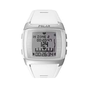 Polar FT60F Cardiofréquencemètre Blanc
