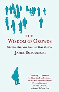 The Wisdom Of Crowds (0349116059) | Amazon price tracker / tracking, Amazon price history charts, Amazon price watches, Amazon price drop alerts