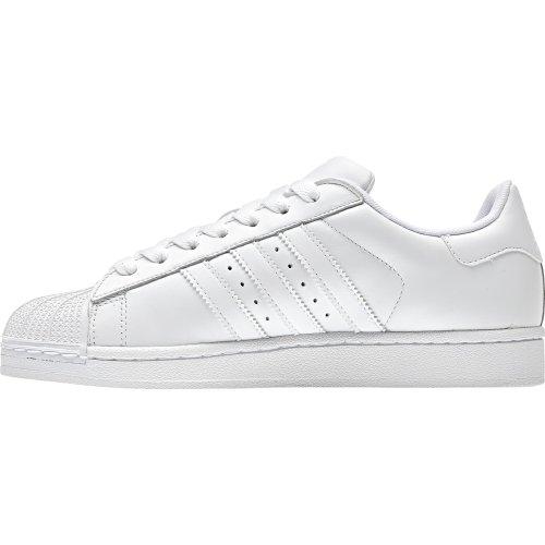 adidas Superstar Ii, Sneaker uomo - bianco