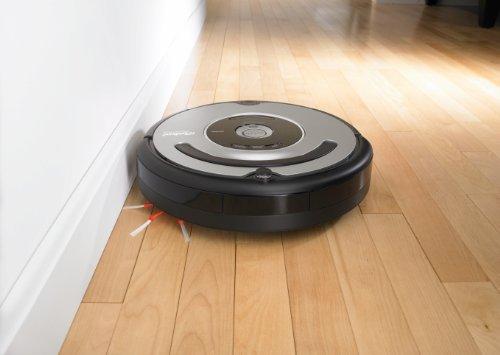 iRobot Roomba 555 Staubsaug-Roboter / 1 Automatische Wand - 12