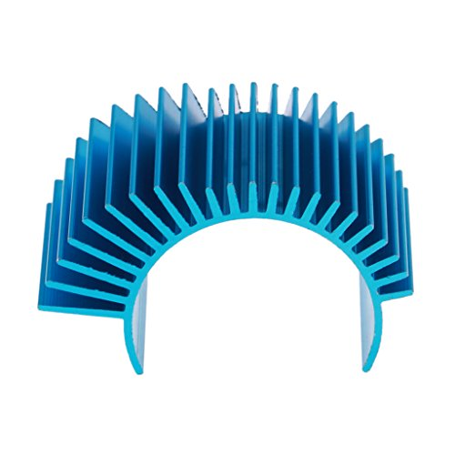 FLAMEER RC Car Accessories Fixed Engine Heat Sink for WLtoys A979-B A959-B 540