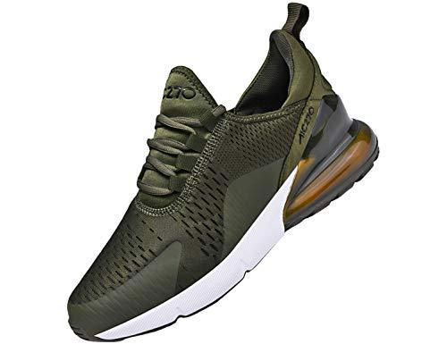SINOES Turnschuhe Herren Schuhe Herren Turnschuhe Straßenlaufschuhe Sneaker Luftkissenschuhe Herren Mode Sneaker