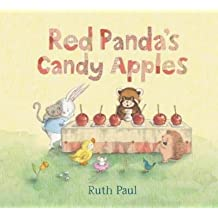 [( Red Panda's Candy Apples By Paul, Ruth ( Author ) Hardcover Jun - 2014)] Hardcover