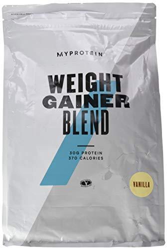 Extreme Weight Gainer (Myprotein Impact Weight Gainer Vanilla, 2500 g)