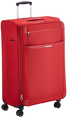 Samsonite Dynamo Spinner 78/29 Maleta Expansible, 78 cm, 105 L, Color Rojo