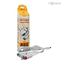 Tomee Sega VGA HD Cable with RCA Sound Adapter - Dreamcast