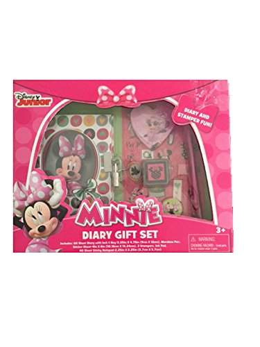Minnie Mouse Diary Gift Set