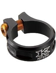 Abrazadera Tija Sillín KCNC SC-11 Negro - Medidas: 36.4mm