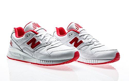 New Balance M530, ECA white-red ECA white-red