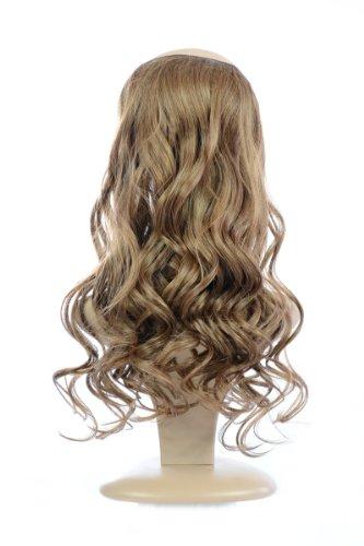 Fabuleuses Extensions de Cheveux Ondulées à Clips «Click& Flick»   Une Seule Trame Facile à Poser