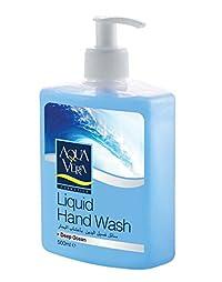 Aqua Vera Liquid Hand Wash Deep Ocean 500 ml
