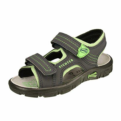 Juge 8101 528 7202 sandales pour garçon Blau Kombi