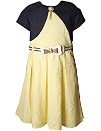 Gron Stockholm GIRLS PARTY DRESS WITH SHRUG