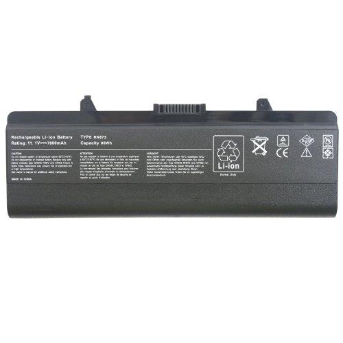Morewer(TM) Nuovo Laptop Batteria Imballare per Dell Inspiron 1525 1526 1545 1546 Vostro 500 Dell 312-0625 312-0626 312-0633 312-0634 312-0763 312-0844 451-10478 451-10533 451-10534 Series Laptop Batteria [ Li-ion 11.1V 9-cell 7800mAh ]