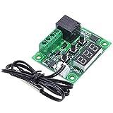 Jinzuke LCD W1209 12V DC Digitale -50-110 ℃ Gamma di Controllo di Temperatura del termostato Interruttore modulo sensore