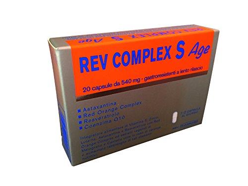 REV COMPLEX S AGE 20 CAPSULE